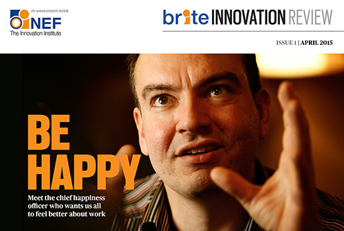 Brite Innovation Review Issue 1 April 2015