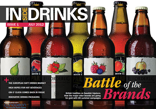 Inside Drinks Magazine Issue 1, July 2012