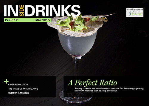 Inside Drinks Magazine Issue 12, May 2015