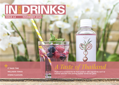 Inside Drinks Magazine Issue 14, November 2015
