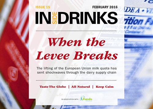 Inside Drinks Magazine Issue 15, February 2016
