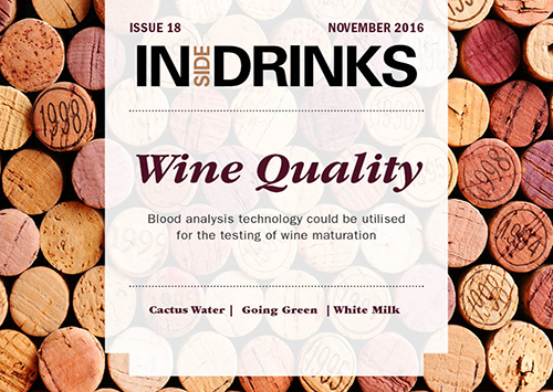 Inside Drinks Magazine Issue 18, November 2016