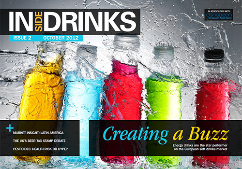 Inside Drinks Magazine Issue 2, October 2012