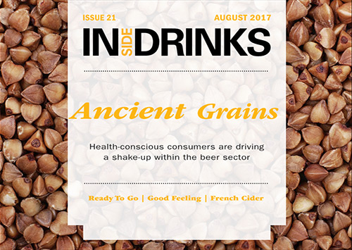Inside Drinks Magazine Issue 21, August 2017