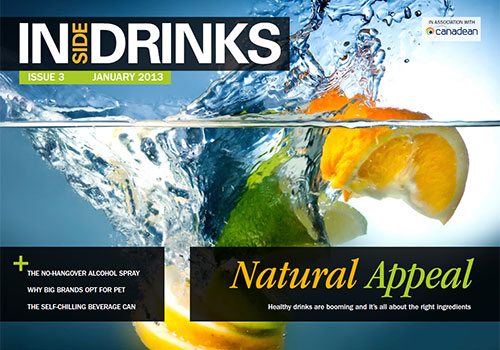 Inside Drinks Magazine Issue 3, August 2013