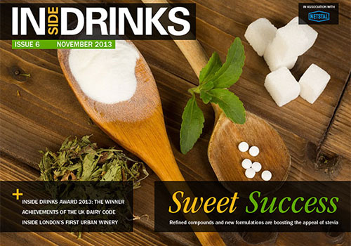 Inside Drinks Magazine Issue 6, November 2013