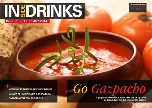 Inside Drinks Magazine Issue 7, February 2014