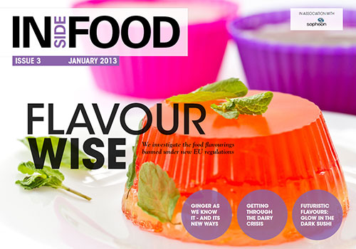 Inside Food Issue 3