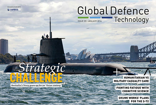 Global Defence Technology Issue 35