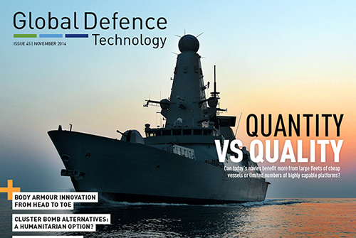 Global Defence Technology Issue 45