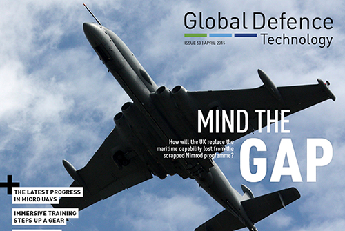 Global Defence Technology Issue 50
