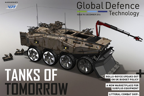 Global Defence Technology Issue 70