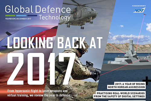 Global Defence Technology Yearbook 2017