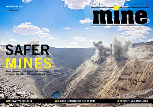 MINE Magazine Issue 11, July 2013
