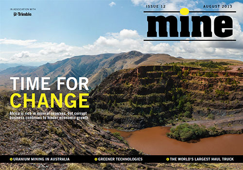 MINE Magazine Issue 12, August 2013