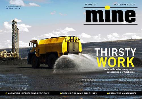 MINE Magazine Issue 13, September 2013