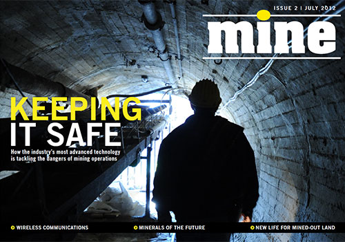 MINE Magazine Issue 2, July 2012