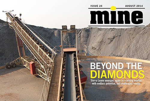 MINE Magazine Issue 24, August 2014