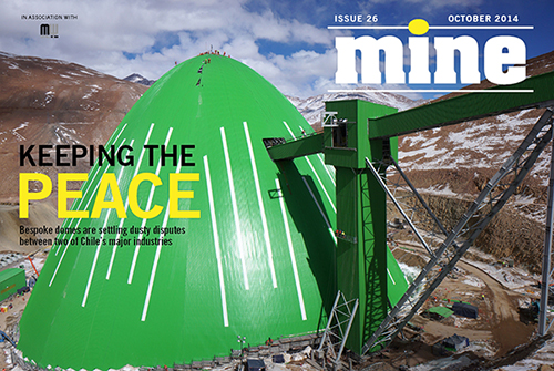 MINE Magazine Issue 26, October 2014