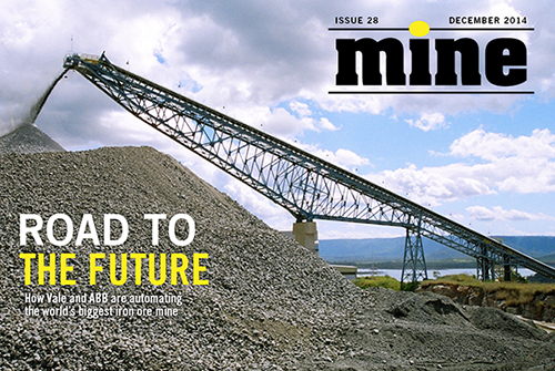 MINE Magazine Issue 28, December 2014