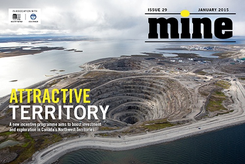 MINE Magazine Issue 29, January 2015