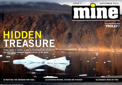 MINE Magazine Issue 3, September 2012