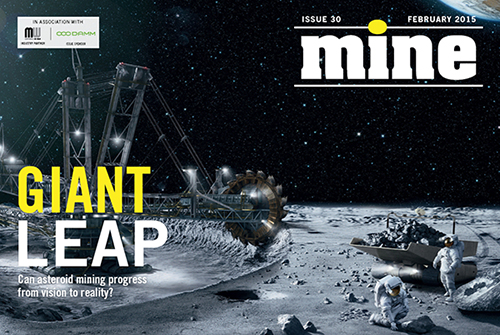 MINE Magazine Issue 30, February 2015
