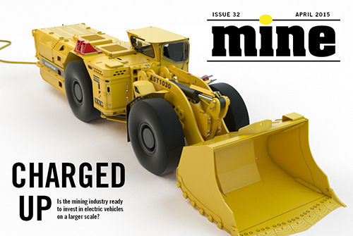 MINE Magazine Issue 32, April 2015