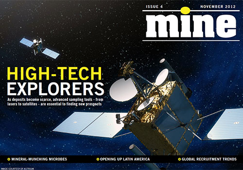 MINE Magazine Issue 4, November 2012