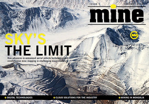 MINE Magazine Issue 5, January 2013