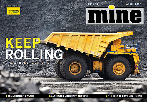 MINE Magazine Issue 8, April 2013
