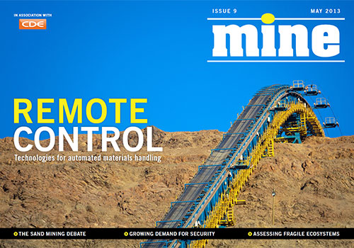 MINE Magazine Issue 9, May 2013