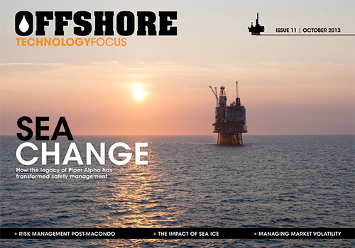 Offshore Technology Focus Issue 11, October 2013