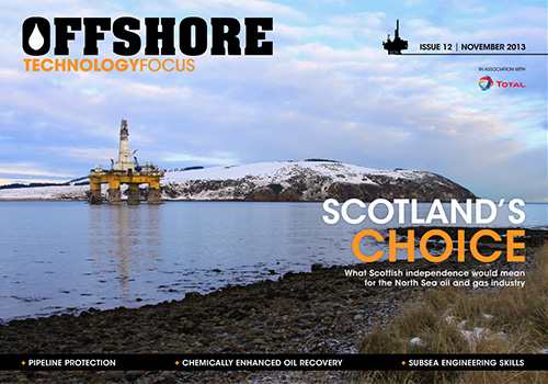 Offshore Technology Focus Issue 12, November 2013