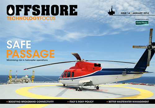 Offshore Technology Focus Issue 14, January 2014
