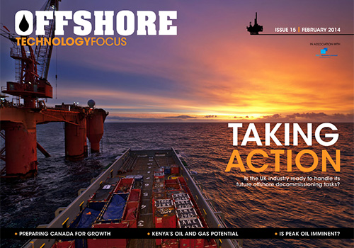 Offshore Technology Focus Issue 15, February 2014
