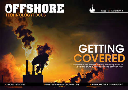 Offshore Technology Focus Issue 16, March 2014