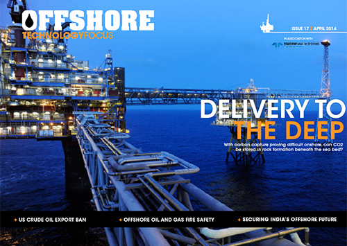Offshore Technology Focus Issue 17, April 2014