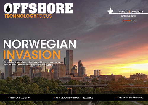Offshore Technology Focus Issue 19, June 2014