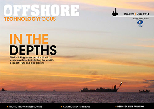 Offshore Technology Focus Issue 20, July 2014