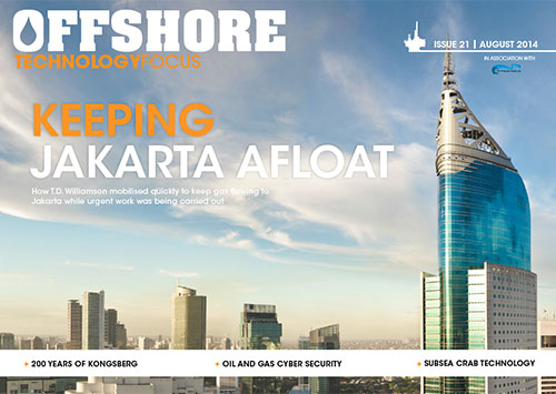 Offshore Technology Focus Issue 21, August 2014