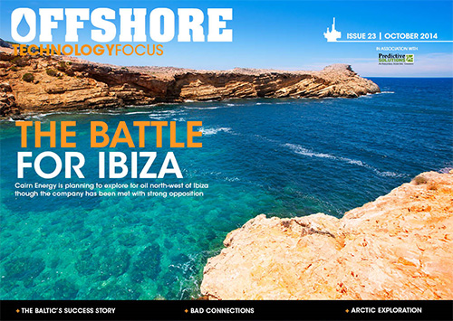 Offshore Technology Issue 23, October 2014