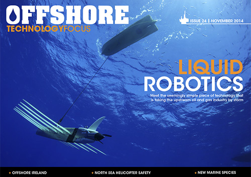 Offshore Technology Issue 24, November 2014