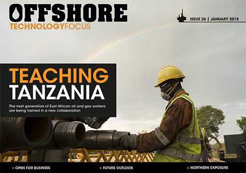 Offshore Technology Issue 26, January 2015