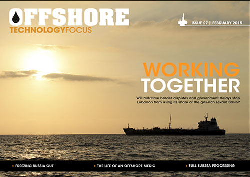 Offshore Technology Issue 27, February 2015