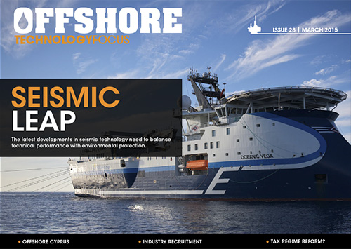 Offshore Technology Issue 28, March 2015