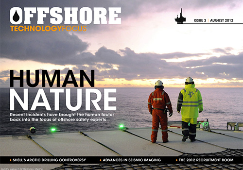Offshore Technology Focus Issue 3, August 2012