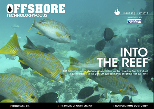 Offshore Technology Issue 32, July 2015