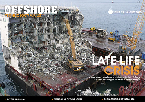 Offshore Technology Issue 33, August 2015