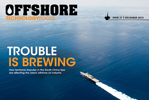 Offshore Technology Issue 37, December 2015